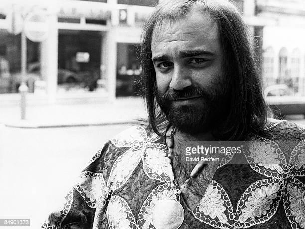 Photo of Demis ROUSSOS Posed portrait of Demis Roussos