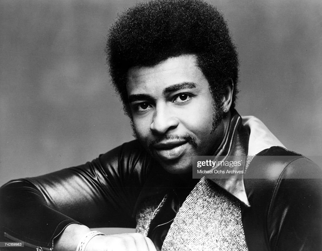 Photo of Dennis Edwards : News Photo