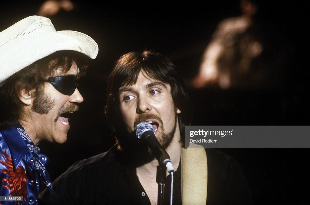 Photo of Dennis LOCORRIERE and Ray SAWYER and Dr HOOK : News Photo