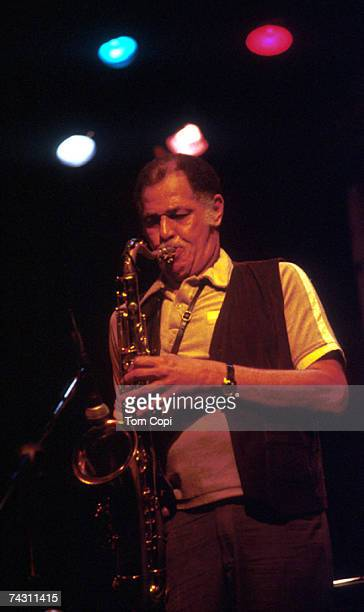 Photo of Dexter Gordon Photo by Tom Copi/Michael Ochs Archives/Getty Images