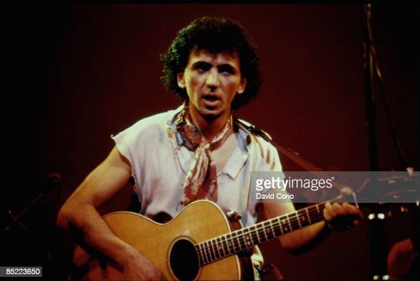 Photo of Dexys MIDNIGHT RUNNERS Kevin Rowland of Dexys Midnight Runners performing at The Venue London 1982
