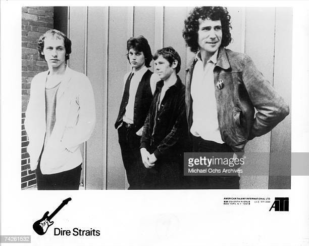 Photo of Dire Straits Photo by Michael Ochs Archives/Getty Images