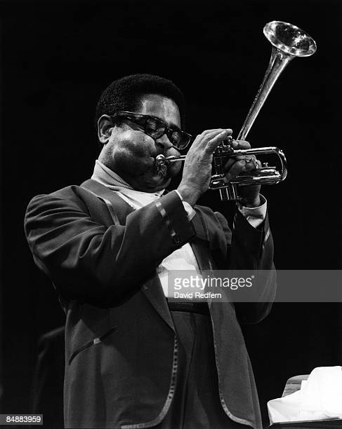 MALTINGS Photo of Dizzy GILLESPIE performing on TV show