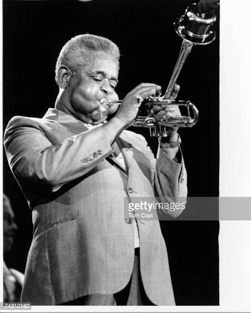 Photo of Dizzy Gillespie Photo by Tom Copi/Michael Ochs Archives/Getty Images