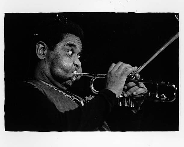 Photo of Dizzy Gillespie