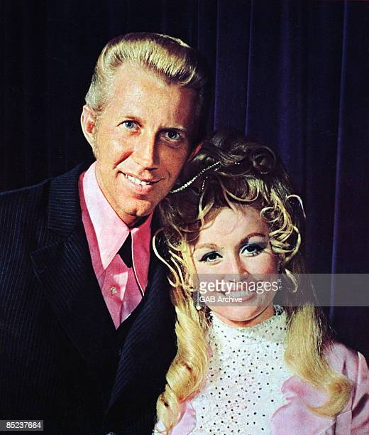 Photo of Dolly PARTON and Porter WAGONER and Dolly PARTON LR Porter Wagoner Dolly Parton