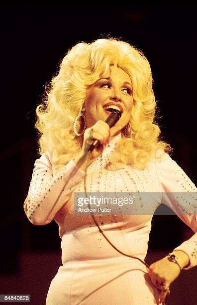 Photo of Dolly PARTON, performing live onstage at the UK Country Music Festival