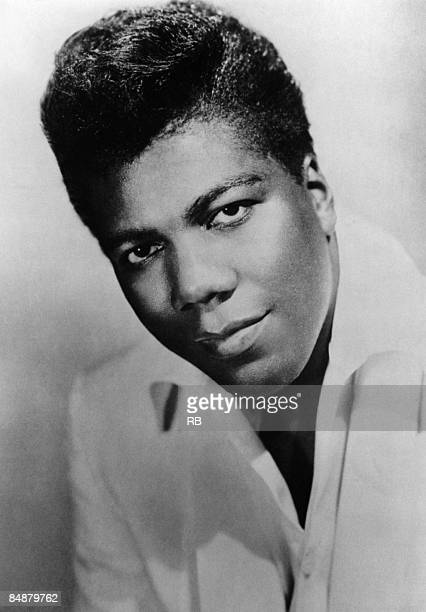 Photo of Don COVAY; Posed portrait of Don Covay