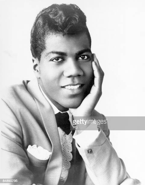 Photo of Don COVAY; Posed studio portrait of Don Covay