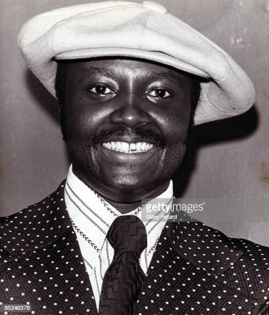 Photo of Donny HATHAWAY Posed portrait of Donny Hathaway