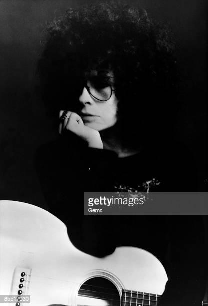Photo of Dory PREVIN posed studio c1974/1975/1976