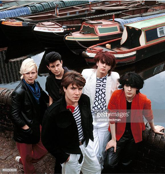 Photo of DuranDuran_JB Duran Duran 1981