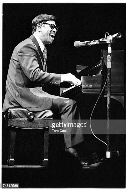 Photo of Earl Hines Photo by Tom Copi/Michael Ochs Archives/Getty Images