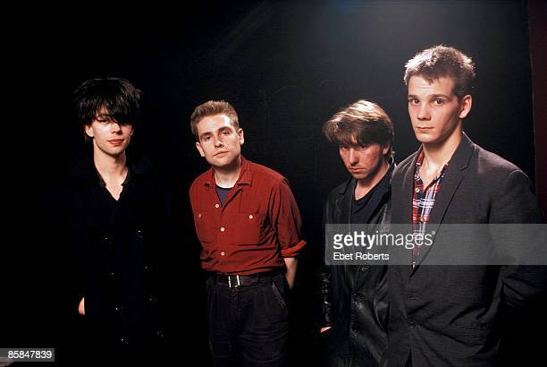 UNSPECIFIED APRIL 01 Photo of ECHO AND THE BUNNYMEN