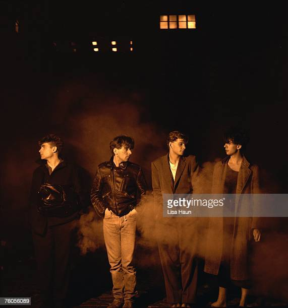 Photo of Echo Bunnymen