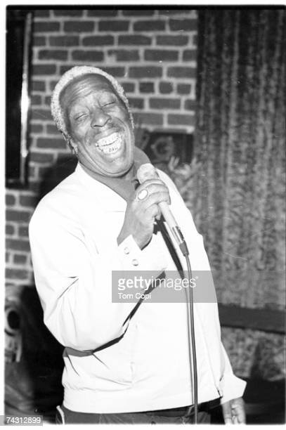 Photo of Eddie Jefferson Photo by Tom Copi/Michael Ochs Archives/Getty Images