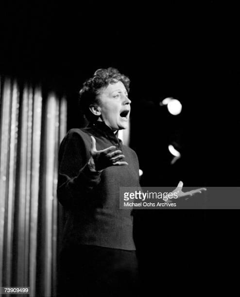 Photo of Edith Piaf