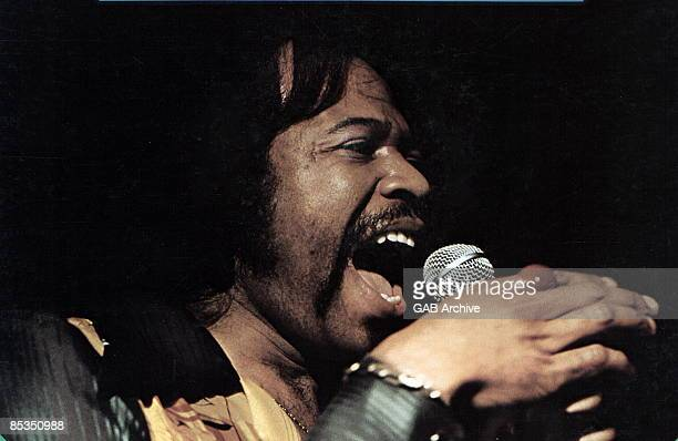 Photo of Edwin HAWKINS Performing live on stage