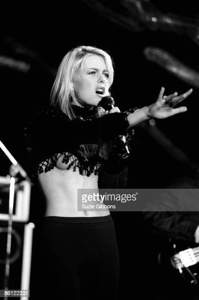 FESTIVAL Photo of EIGHTH WONDER and Patsy KENSIT performing with Eighth Wonder