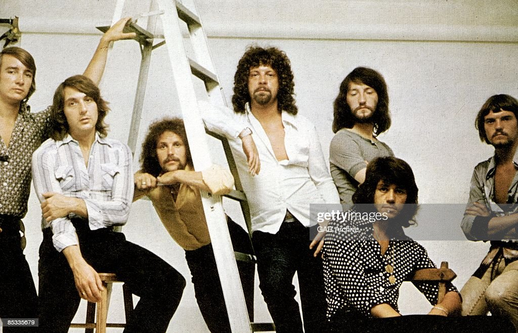 photo of electric light orchestra and jeffy lynne pictures getty