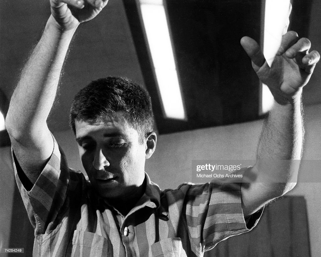 Photo of Elmer Bernstein : Nieuwsfoto's
