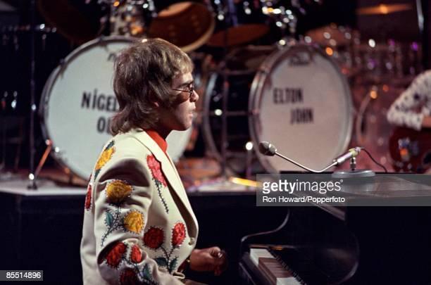 POPS Photo of Elton JOHN
