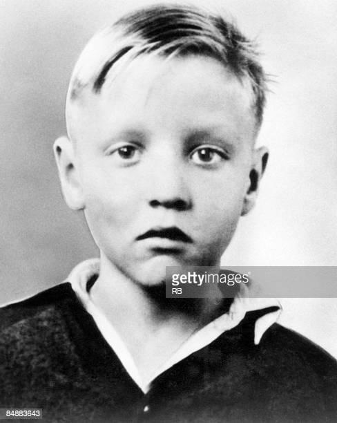 USA Photo of Elvis PRESLEY Elvis Presley as a child cearly 1940s
