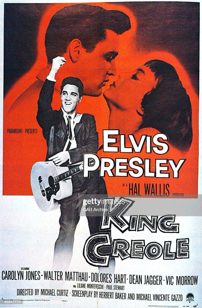 Photo of Elvis PRESLEY : Nachrichtenfoto