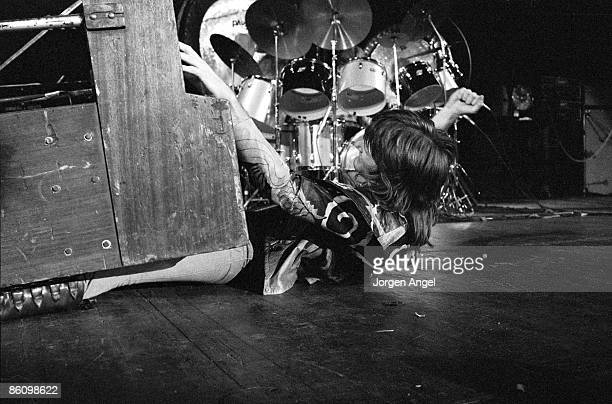 Photo of EMERSON LAKE & PALMER; Keith Emerson - ELP Emerson, Lake & Palmer., 1972 Copenhagen, Denmark