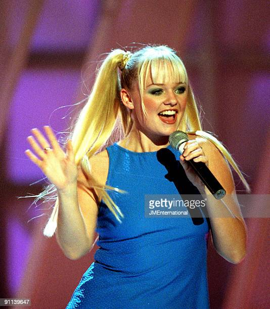 AWARDS Photo of Emma BUNTON and SPICE GIRLS Emma Bunton performing live on stage