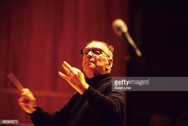 BARBICAN Photo of Ennio MORRICONE