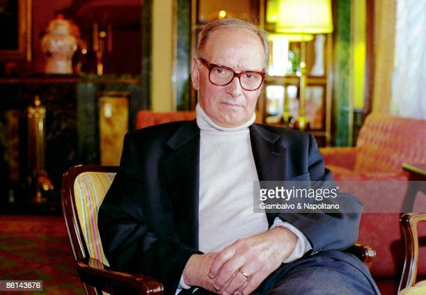 Photo of Ennio MORRICONE