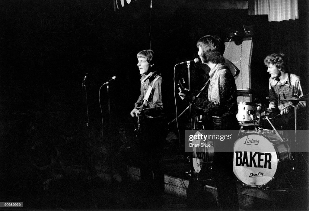 Photo of Eric CLAPTON and CREAM and Jack BRUCE and Ginger BAKER : News Photo