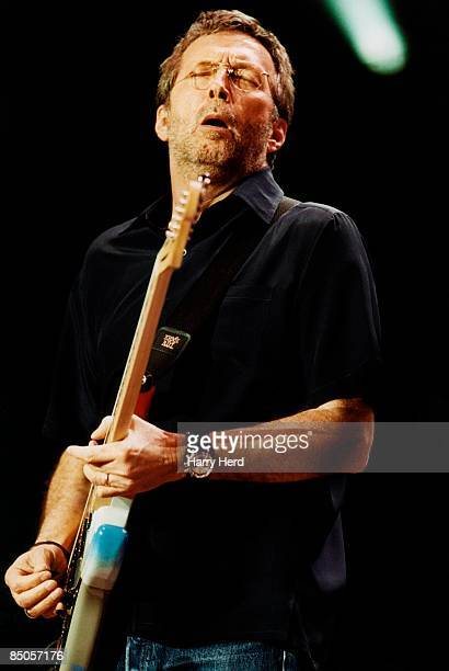 HALL Photo of Eric CLAPTON performing live onstage