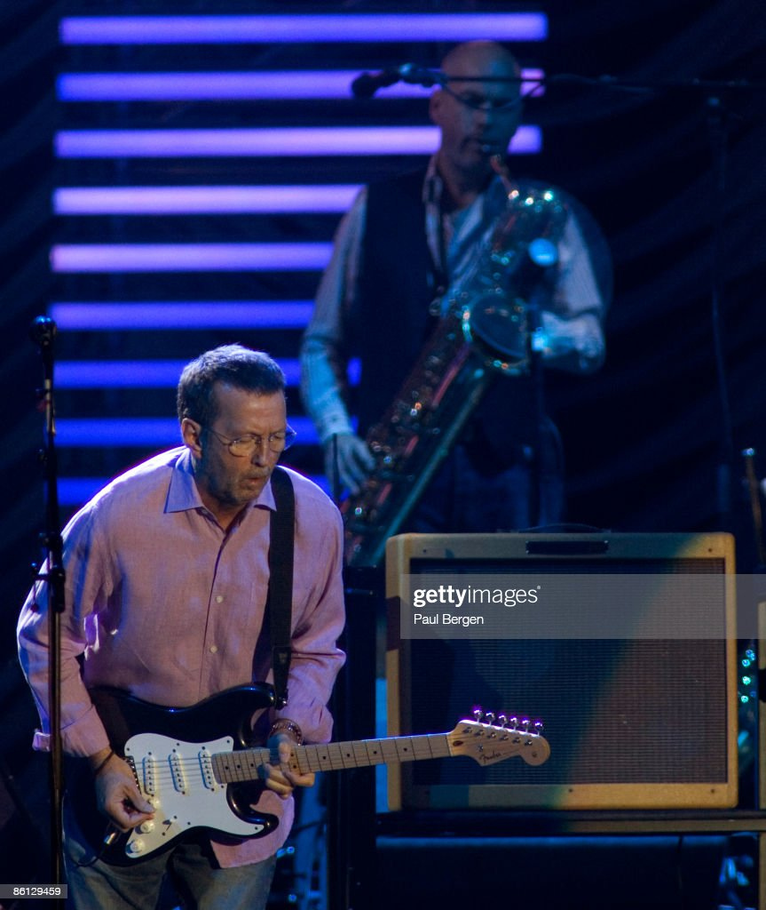 Photo of Eric CLAPTON : News Photo