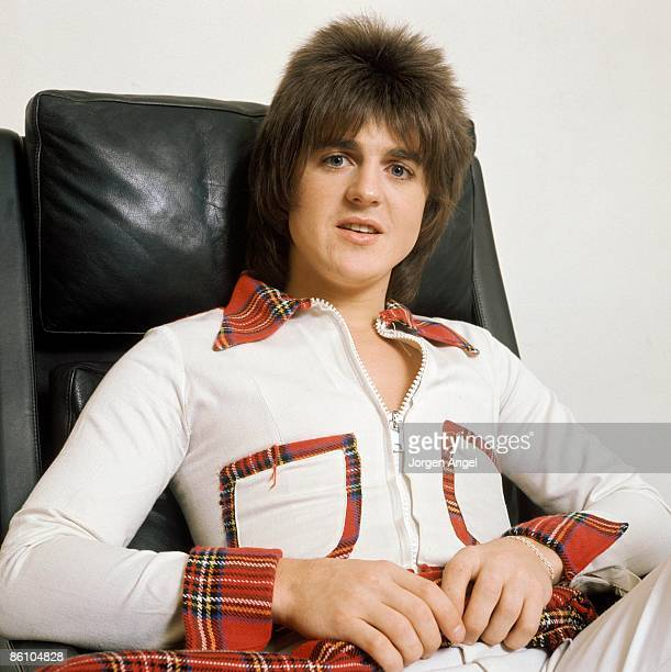 Photo of Eric FAULKNER and BAY CITY ROLLERS Portrait of Eric Faulkner