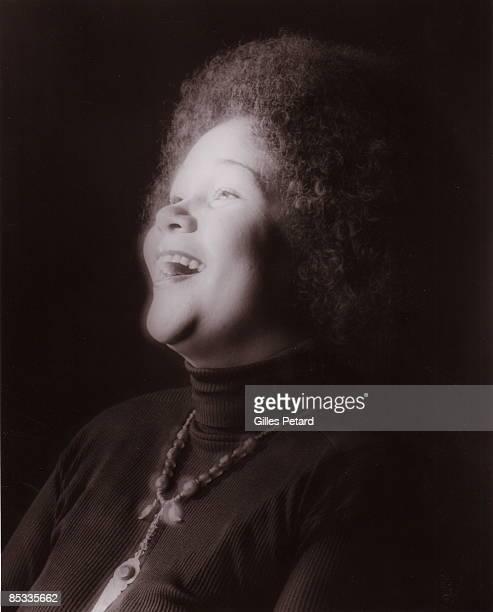 Photo of Etta JAMES Portrait of Etta James