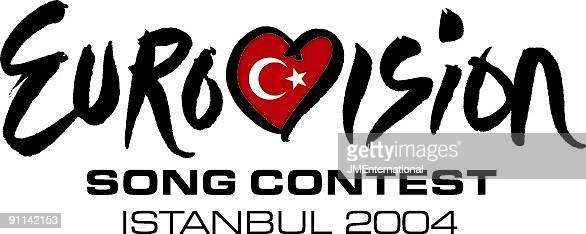 Photo of EUROVISION SONG CONTEST 2004 Logo