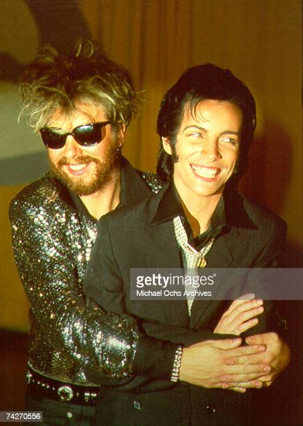 Photo of Eurythmics Photo by Michael Ochs Archives/Getty Images