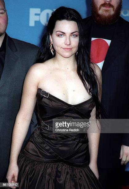 Photo of EVANESCENCE Evanescence singer Amy Lee at the Billboard Music Awards held at the Grand Garden Arena at the MGM Hotel Casino in Las Vegas...