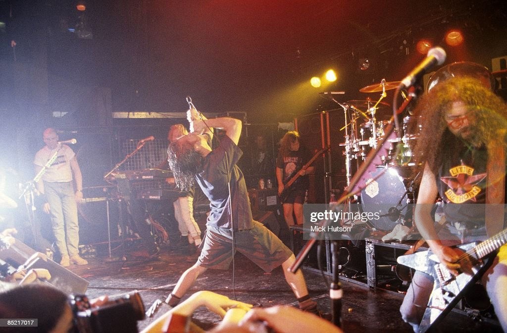 Photo of FAITH NO MORE : News Photo