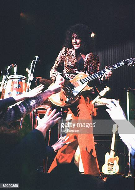 Photo of FANS and T REX and Marc BOLAN