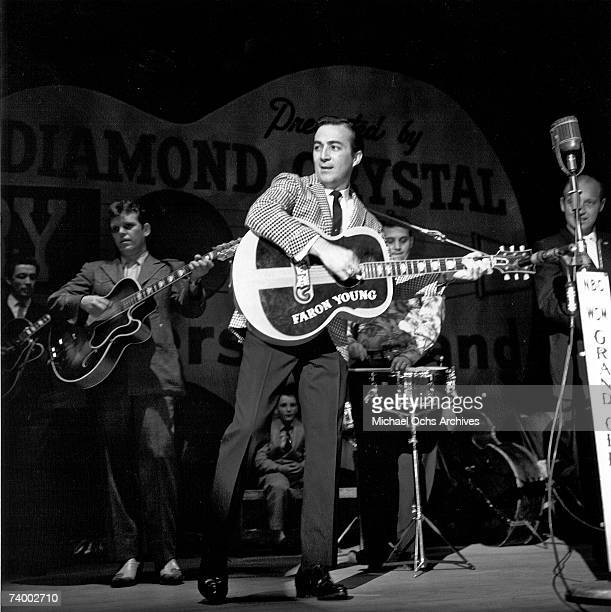 Photo of Faron Young