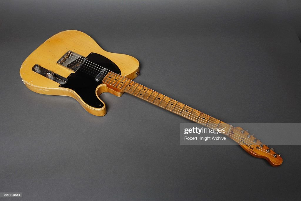 Photo of FENDER GUITARS and FENDER TELECASTER and GUITAR and ...