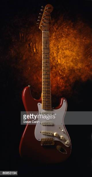 UNSPECIFIED CIRCA 2000 Photo of FENDER GUITARS and INSTRUMENTS and GUITAR and FENDER STRATOCASTER 1959 Fender Stratocaster The Shadows guitar...