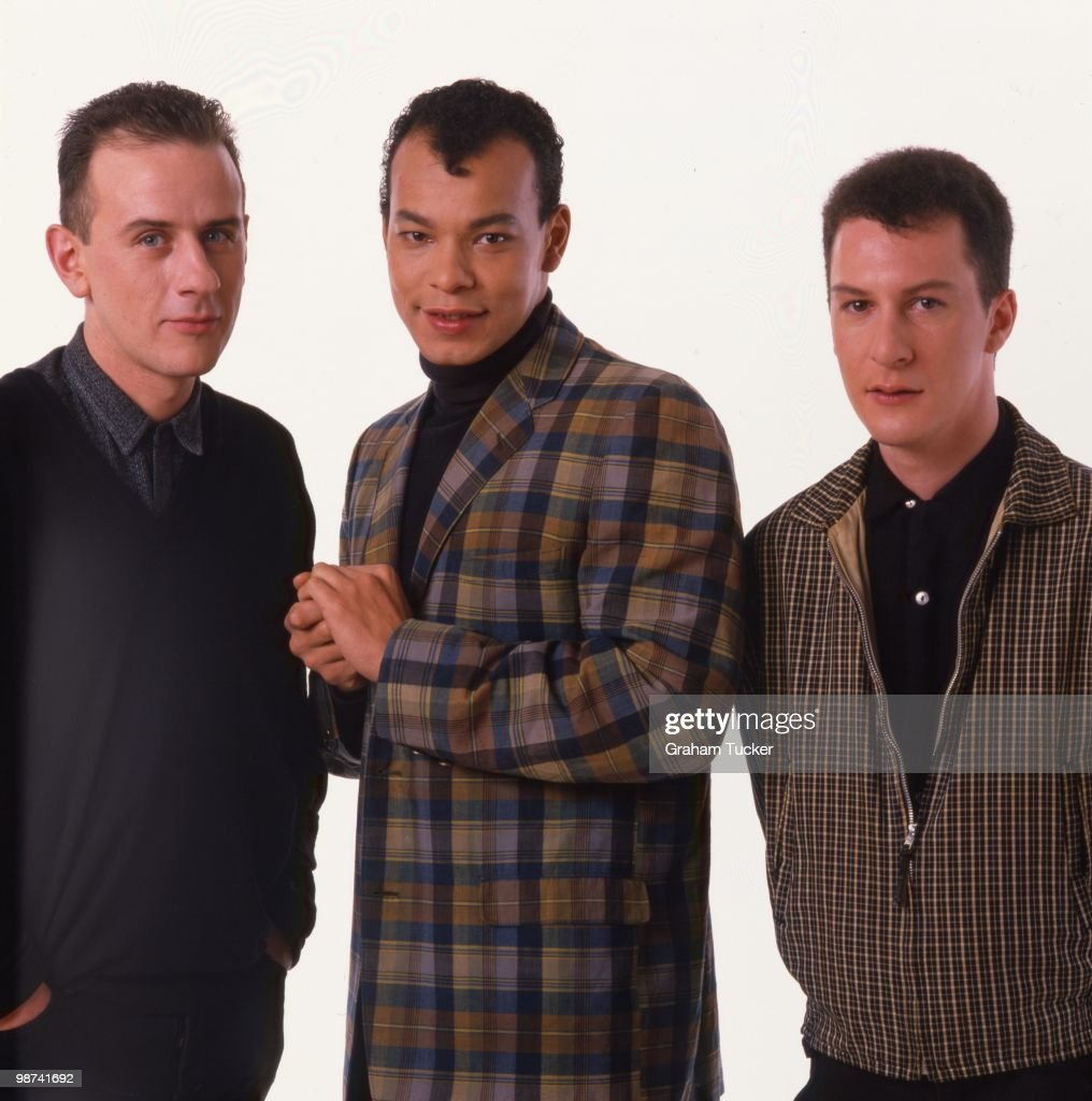 The fine young cannibals posed pictures getty images photo of fine young cannibals l r andy cox roland gift david steele negle Gallery