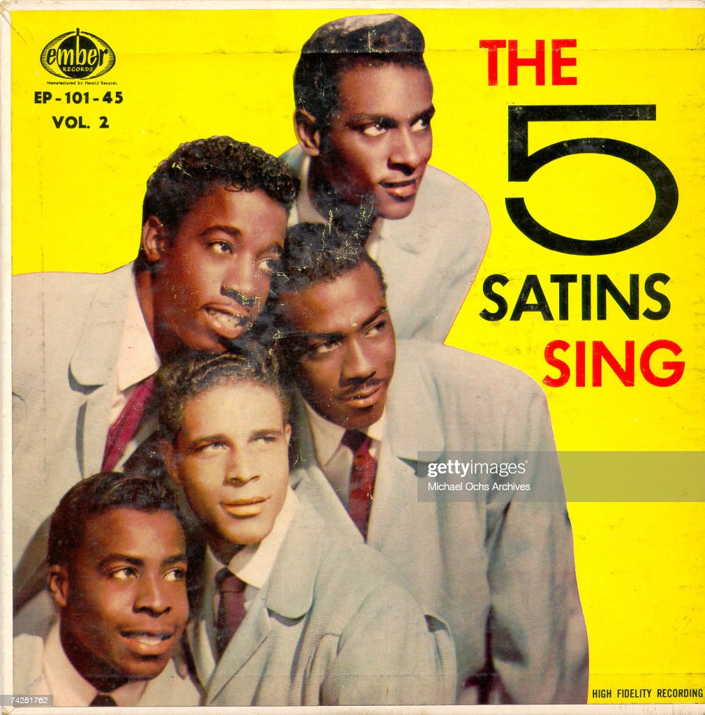 Photo of Five Satins Photo by Michael Ochs Archives/Getty Images