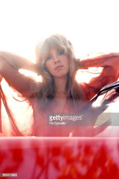 HAVEN Photo of FLEETWOOD MAC and Stevie NICKS of Fleetwood Mac posed