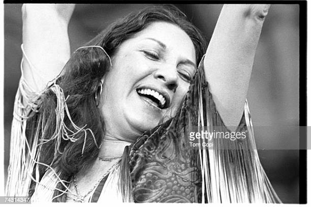 Photo of Flora Purim Photo by Tom Copi/Michael Ochs Archives/Getty Images