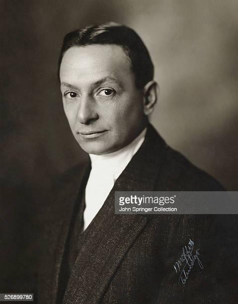 Photo of Florenz Ziegfeld American theatrical producer Undated photo